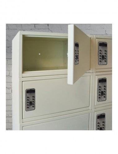 GESBOX serrure à code mécanique KEYSAFE