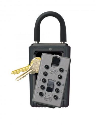 Boite à clé cadenas à accrocher partout