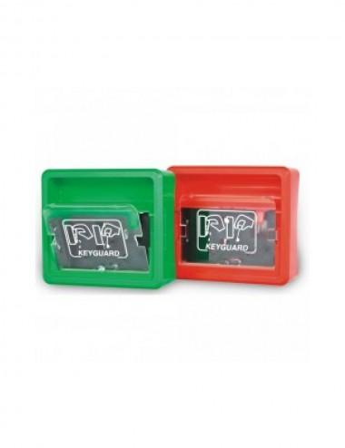 Keyguard rouge et keyguard vert