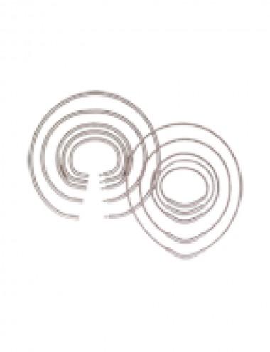 Scellés flexibles ou rigides KEYRINGS