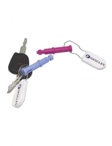 Où trouver la clé de la voiture ?