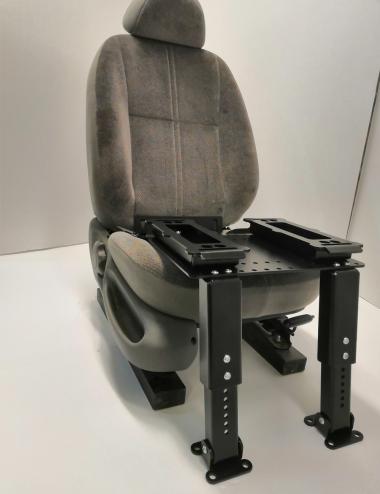 Support pour siège passager