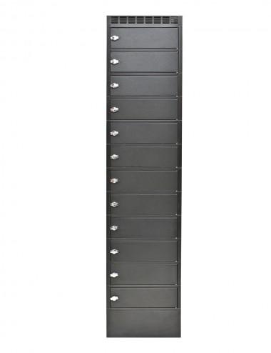 Modèle 12 casiers