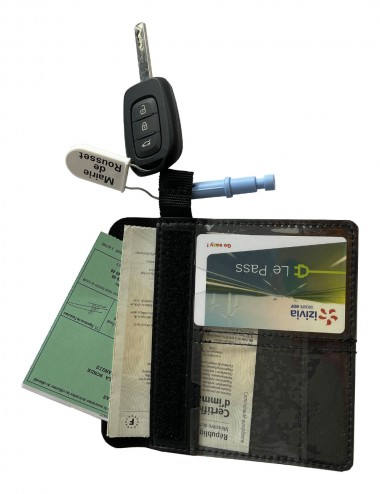 Porte document pour carte grise