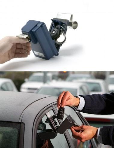 Mise à disposition de clés de véhicules