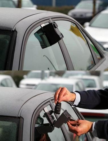 Mise à disposition des clés du véhicule
